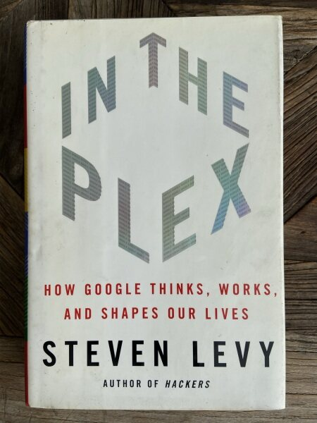 Preloved Book In the Plex- How Goo gle Thinks, Works, and Shapes our Lives by Steven Levy 424 pages Malaysia