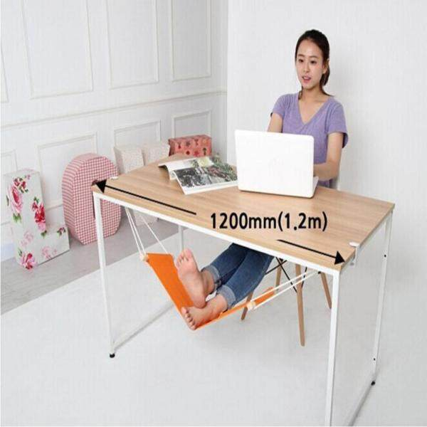 Work Hanging Soft Office Desk Home Portable Mini Study Outdoor Foot Hammock