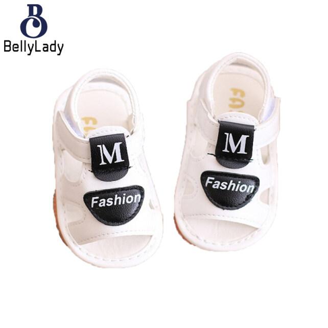 BellyLady Xăng Đan Trẻ Em Mùa Hè, Giày Tập Đi Cho Trẻ Tập Đi Đế Mềm Giày Hét Hoạt Hình Dễ Thương giá rẻ