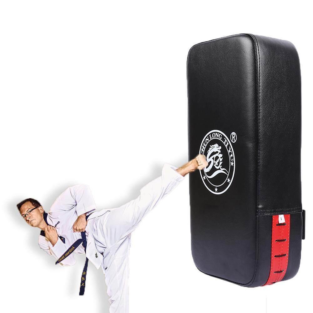 Mã Khuyến Mại [[HOSPORT] Taekwondo Tay-mục Tiêu Boxing PU Đá Miếng Lót Đánh Đấm Miếng Lót Lực Cho Taekwondo Trang Thiết Bị Tập Luyện