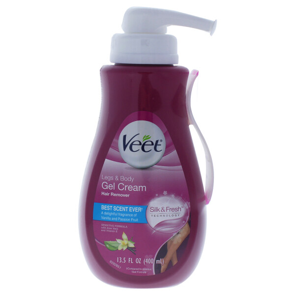 Buy Veet Legs & Body Gel Cream - 13.5 oz Hair Remover Singapore