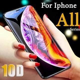 Kính Cường Lực 10D, Miếng Bảo Vệ Màn Hình Cho iPhone 6 6S Plus 7 7 Plus 8 8 Plus X XS XR XSMAX Dành Cho Apple Iphone 6 7 8 S X Xs Xr Max Plus Kính Bảo Vệ Tấm Phim Phía Trước 9H thumbnail