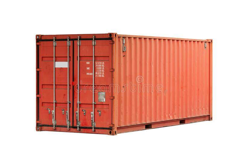 Used Shipping Containers 20ft