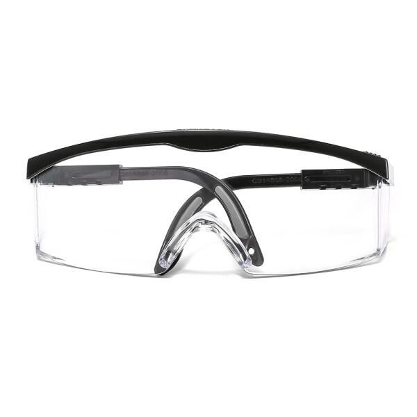 Industrial stylish eye protection welding safety glasses goggles protective medical goggles for hospital manufacturers