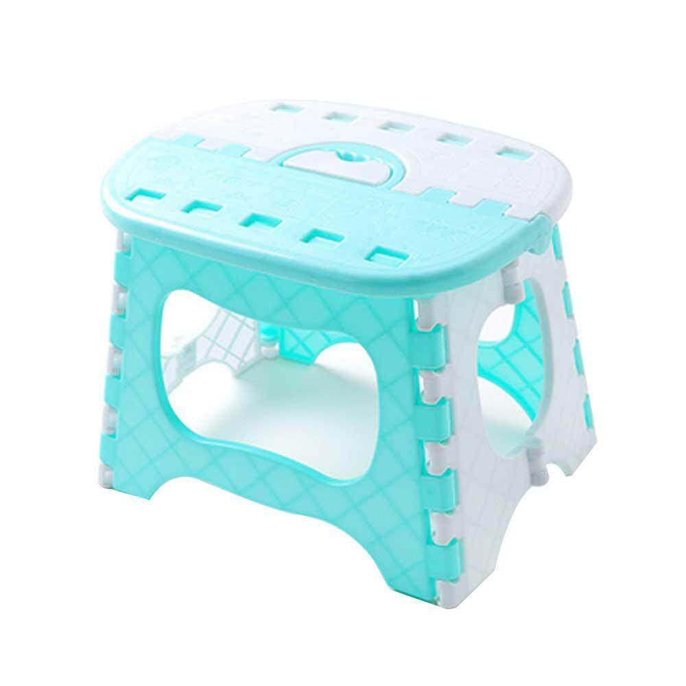 Leegoal Folding Stool Portable Chairs Fishing Stool Bathroom Small Bench Child Adult Outdoor Portable Folding Stool By Leegoal.