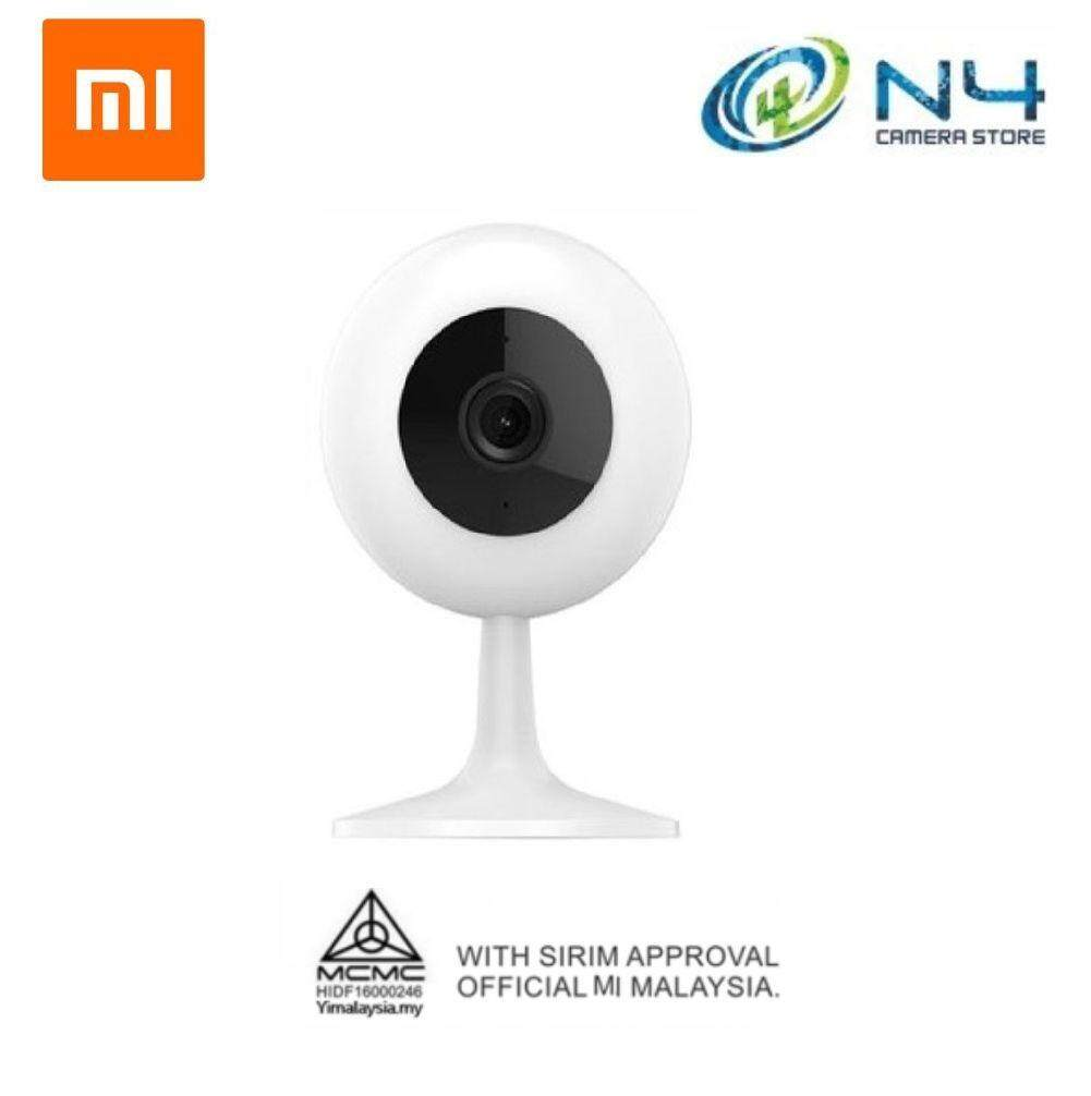 Mi 1080p Hd 360° Home Security Camera & Clear Night Vision & Two-Way Audio & Motion Detection (original Mi Warranty) By N4 Camera Store.