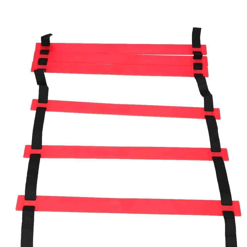 6 Rungs 12 Rungs 16 Rungs 20 Rungs Football Basketball Feet Training Agility Ladder