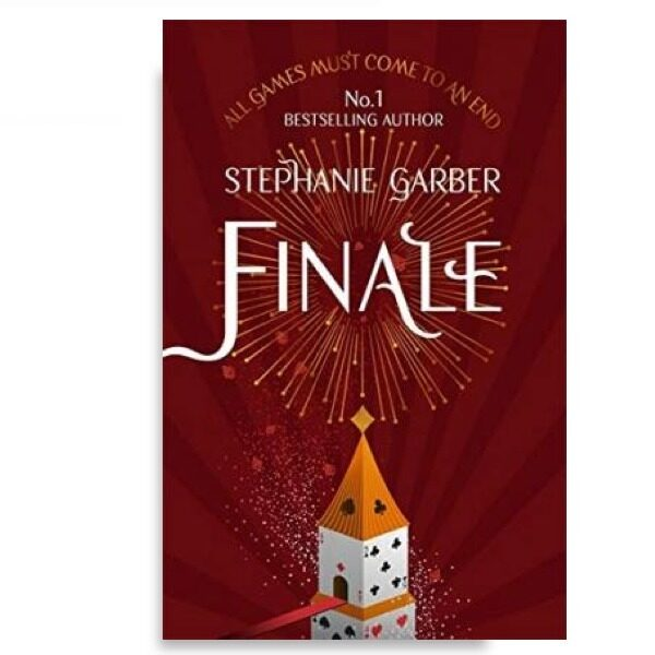 [ BOOKURVE ] Finale : Caraval Series Book 3 By Stephanie Garber - ISBN 9781473666795 (Paperback) Malaysia