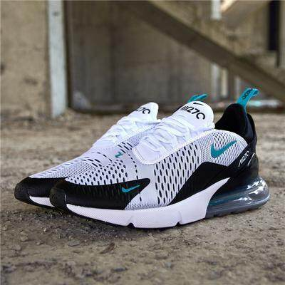 สมุทรสงคราม Original New Arrival Authentic Nike_Air_Max_270 Men s Comfortable Running Shoes Good Quality Sneakers Sport Outdoor