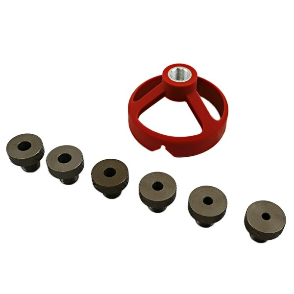 90 Degree Drill Guide Drill Bit Hole Puncher Locator Jig Bushing Woodworking Tools 5/6/7/8/9/10Mm Malaysia