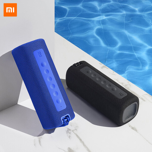 Xiaomi Mi Portable Bluetooth Speaker Outdoor 16W TWS Connection High Quality Sound IPX7 Waterproof 13 hours playtime Mi Speaker Singapore