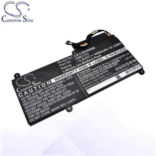 CameronSino Battery for Lenovo ThinkPad E450C E455 / Edge E450 i7-5500U Battery L-LVE450NB
