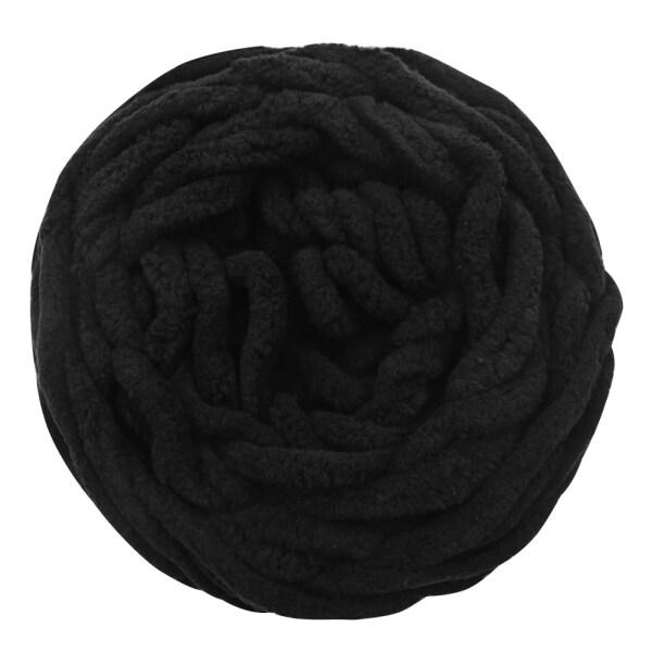 Puyongp®Áo Len Khăn Quàng Mềm Tự Làm Hat Cap, Khăn Dày Sợi, Bóng Sợi Bông Đan