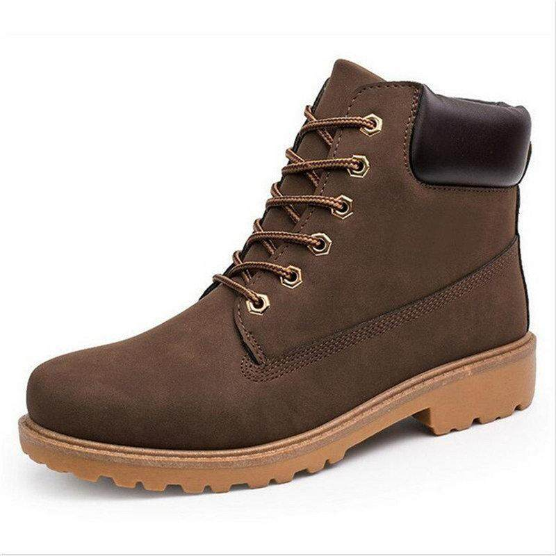 84deb3fc30d7c 2019 Men boots Fashion Martin Boots Snow Boots Outdoor Casual cheap Boots