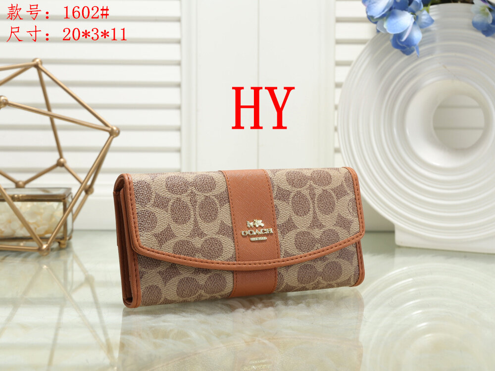 Horse-drawn cart 2019 summer new style three-fold wallet wallet fashion wild wallet Korean version of the trend