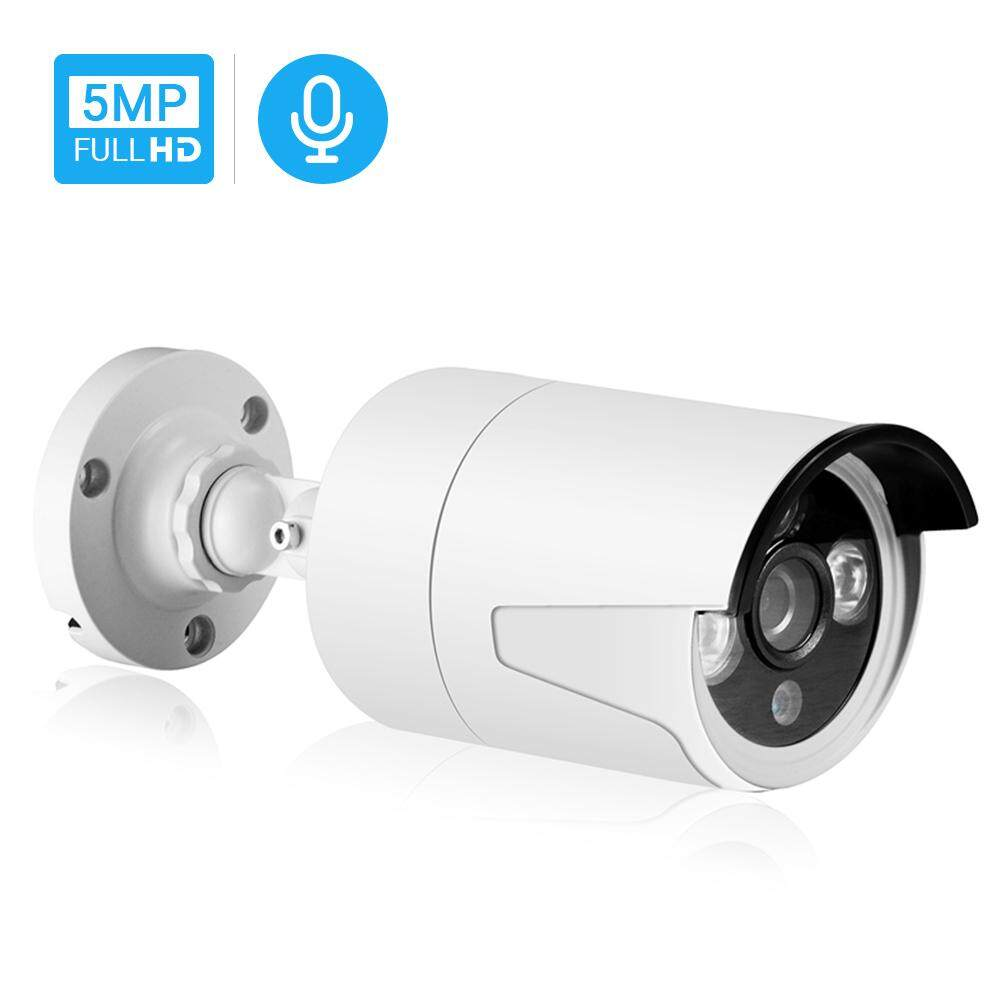 5MP 3MP 2MP Security Outdoor Bullet Surveillance Night Vision H.265 IP Camera
