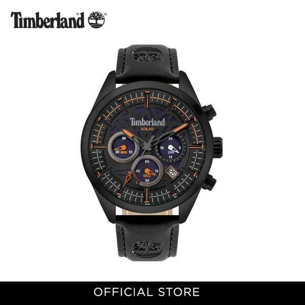 Timberland Thurlow Solar Chronograph Leather Strap Men Watch TBL.15950JYB/02  2019/20 Malaysia