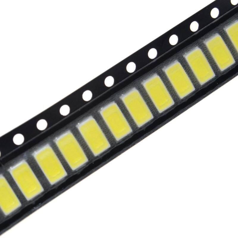 100 Pcs 5730 5W-150Ma 50-55lm 6500 K แสงสีขาว SMD 5730 LED 5730 ไดโอด