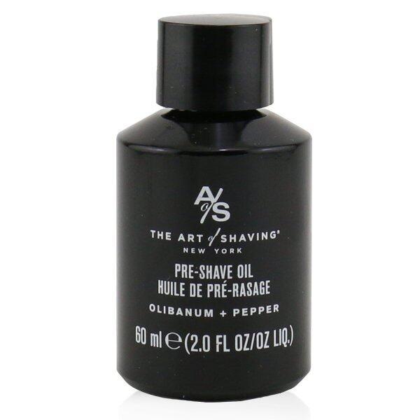 Buy THE ART OF SHAVING - Pre Shave Oil - Olibanum + Pepper 60ml/2oz Singapore