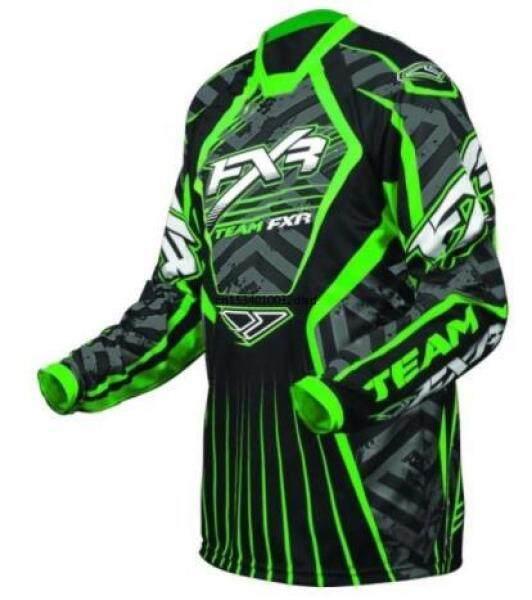 Mua Áo Thi Đấu Xuống Dốc MTB Enduro Offroad Mới 2021, Áo Thi Đấu Đua Xe Đạp Leo Núi Dài Trang Phục Áo Thun MTB BMX DH
