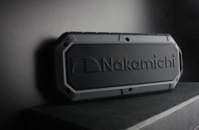 Nakamichi N-POWER IP66 Waterproof Dustproof Wireless Bluetooth Speaker