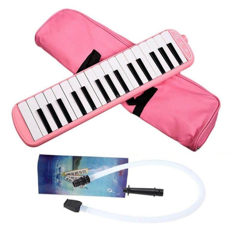 [Khuyến mại] 32 Phím Kèn Melodica với Túi Đựng Blowpipe Miệng Đàn Organ Dành Cho Người Yêu Âm Nhạc