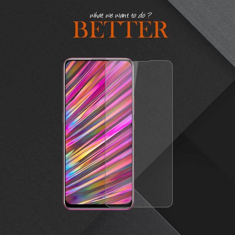 Akabeila 2 Pcs Smartphone Kaca Kokoh untuk Vivo V15 6.53 Inch Cover Pelindung Layar Anti Gores