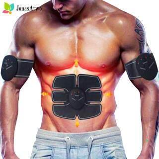 Janasatwo Bụng Luyện Tập Cơ Bắp Hình Thể Phù Hợp Bộ ABS Sáu Pad Dụng Cụ Tập Luyện Massage Điều Khiển Nhãn Dán thumbnail
