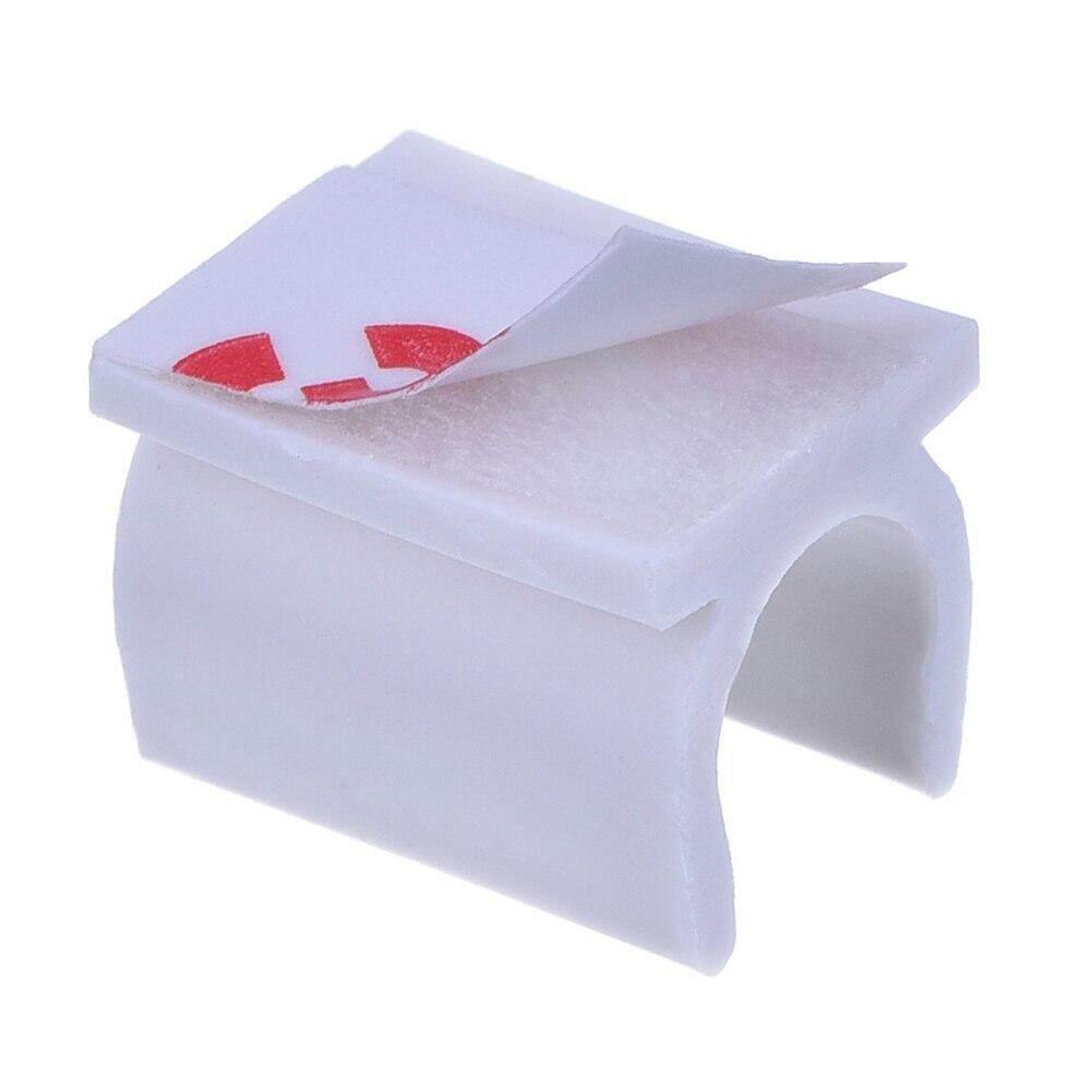Mua JingJing 10 cái/bộ Đơn Giản Phong Cách Bút Kẹp Cầm Bút Nhựa Kẹp Học Vật Dụng Văn Phòng Bút Đổ Lại