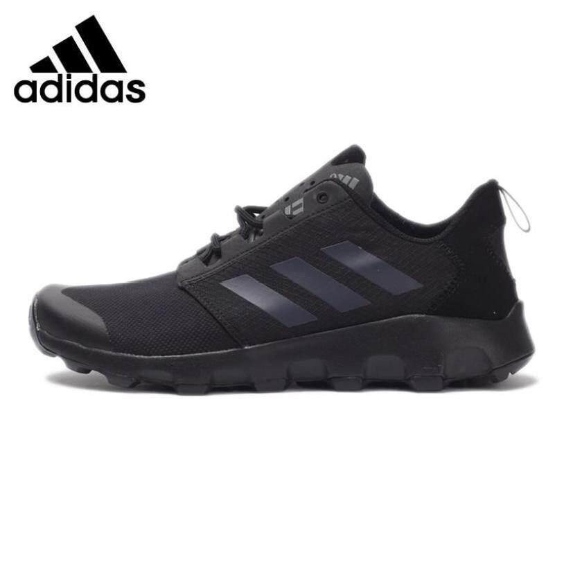 Ban đầu mới về Adidasˉ TERREX VOYAGER DLX Giày đi bộ đường dài của Nam giới Giày thể thao ngoài trời giá rẻ