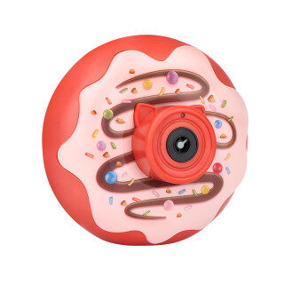 Máy Tạo Bong Bóng Bánh Rán Teamyo, Cho Trẻ Em Trẻ Mới Biết Đi, Máy Tạo Bong Bóng Bánh Rán Cho Bữa Tiệc Sinh Nhật Ngoài Trời Trong Nhà thumbnail