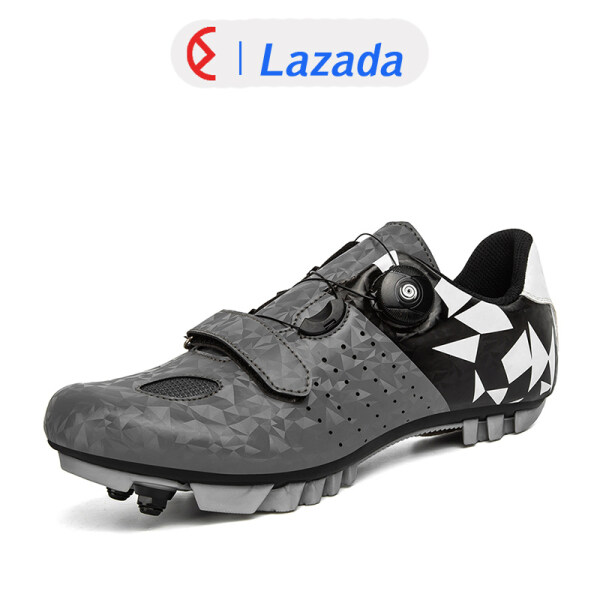 2021 New Upline Cycling Shoes for men on Sale Cycling Shoes mtb Self-locking Professional Breathable Can be equipped with cleats bike shoes cleats shoes mtb Big Size 36-47 Cycling Shoes for Women black