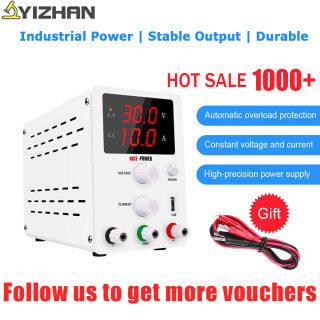 30V 10A Laboratory Power Supply Digital Display Adjustable Switching DC Power Supply Voltage Regulator 220V New Arrivals thumbnail