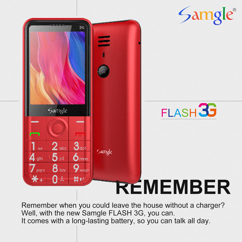 Eonet F5 2.8 Inch 3g Cheap Mobile Phone Dual Sim Card Cellphone With Camera Fm Radio Mp3 Bluetooth Electric Torch.