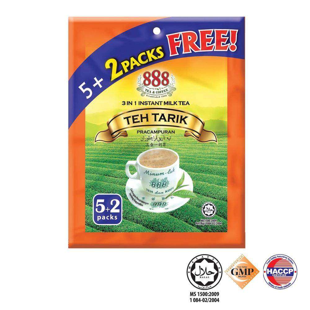 BEST BUY *888* 3 in 1 Instant Milk Tea Fun Pack (17g x 7s) Ready Stock - Travel - TASTE of HOME
