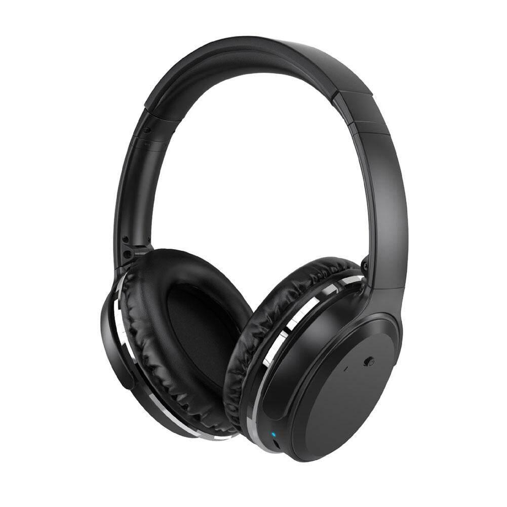 Music Headset Earphone Durable Noise-Canceling Stereo Computer Internet Cafes