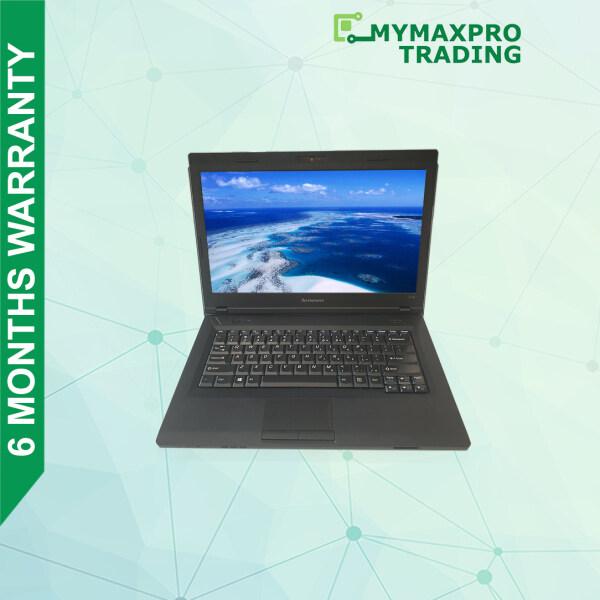 Budget Lenovo ThinkPad E49 Intel i5 3rd Gen 4GB RAM 500GB HDD Window 10 Pro Office Used Malaysia