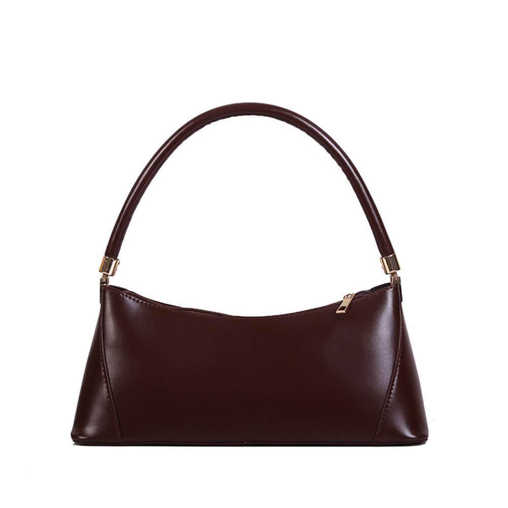 [LITRO BAG]Fashion Women Handbag Purse Leather Elegant Shoulder Bag Solid Color Totes [new store/lowest price]