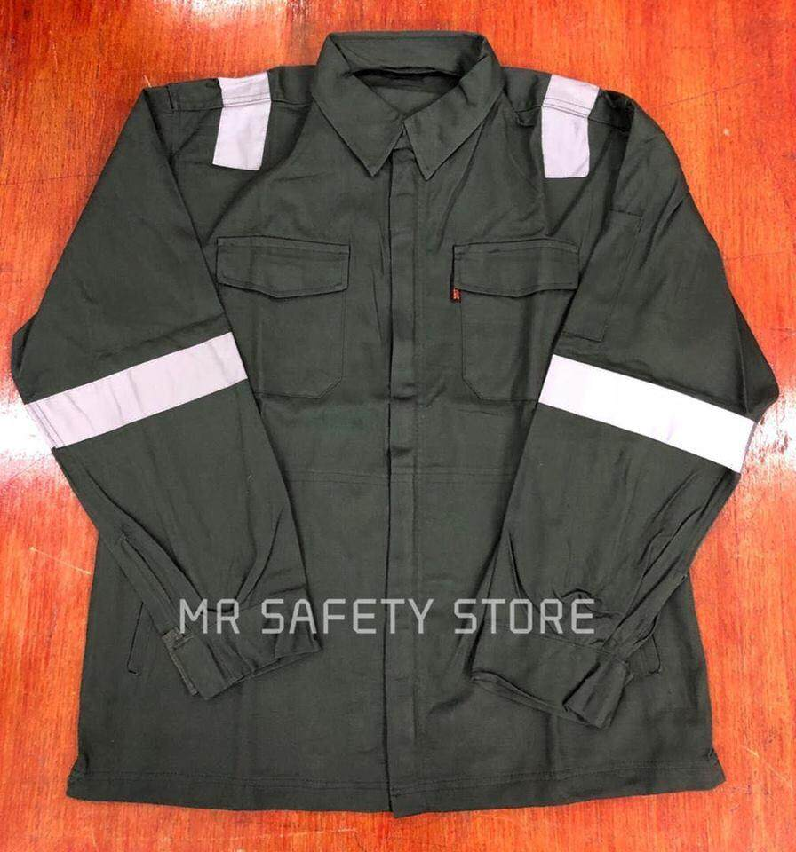 Tanker Exclusive with Reflector Jacket - 3XL