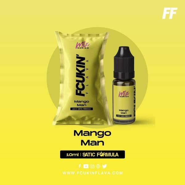Fcukin flava mix salt 10ml Malaysia