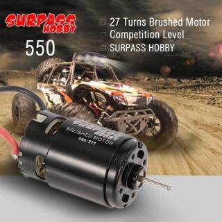 SURPASS HOBBY 550 27T Brushed Motor for HSP HPI Wltoys Kyosho TRAXXAS 1 10 RC Car Off-road Vehicle thumbnail