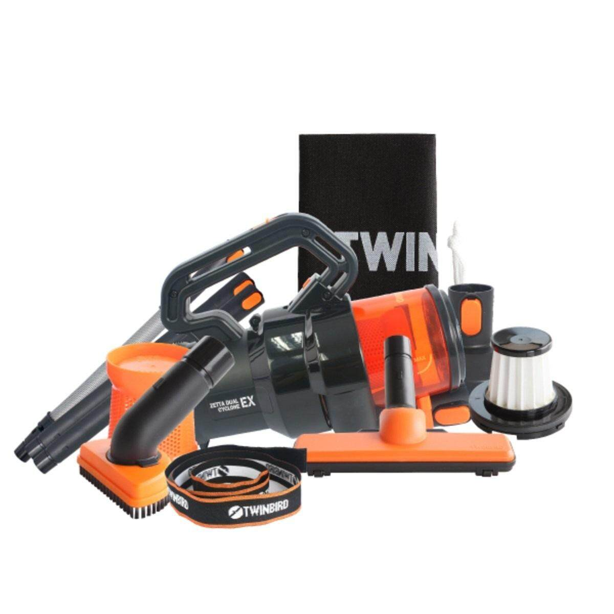 Twinbird Ssenstorm TB-Q251 Power Handy Vacuum Cleaner - A Handheld Dustbuster & Blower (USED)