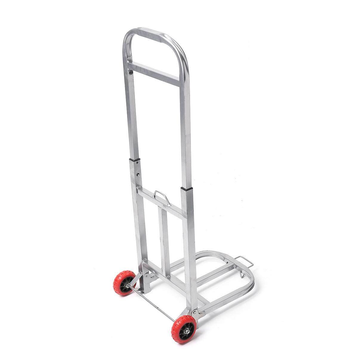 20kg Heavy Duty Lightweight Folding Foldable Hand Cart Trolley Barrow Sack Truck By Laker.