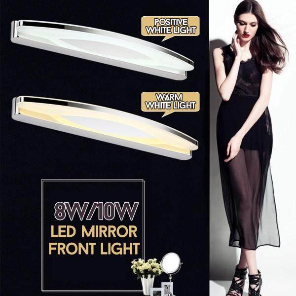 8W 39cm Positive white light Bathroom LED Anti-fog Mirror Front Wall Light Modern Make-up Toilet Vanity Lamp