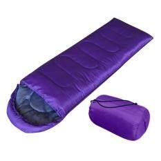 Túi Ngủ Cắm Trại Ngoài Trời Di Động 20 Độ, Túi Ngủ Đi Bộ Đường Dài Siêu Nhẹ Tiện Dụng