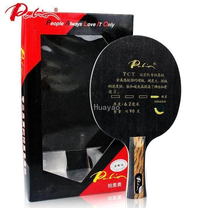 HY Palio TCT Table Tennis Blade 9Ply Carbon Titanium Racket Ping Pong Bat