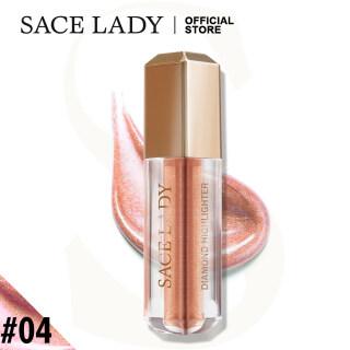 SACE LADY Kem Đánh Sáng Dạng Lỏng, Trang Điểm Ánh Sáng Lung Linh Longlasting Mặt Cosmeitcs thumbnail
