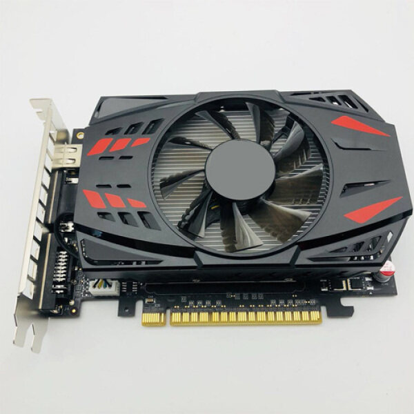 Bảng giá Card Màn Hình Card Đồ Họa Máy Tính NVIDIA GeForce GTX 1050 Ti 4GB GDDR5 Máy Tính Đồ Họa Game Thẻ PCI Express 3.0 HDMI DVI Cổng VGA Video Card Cho Chơi Computer Game Graphics Cards Video Card for Gaming Phong Vũ