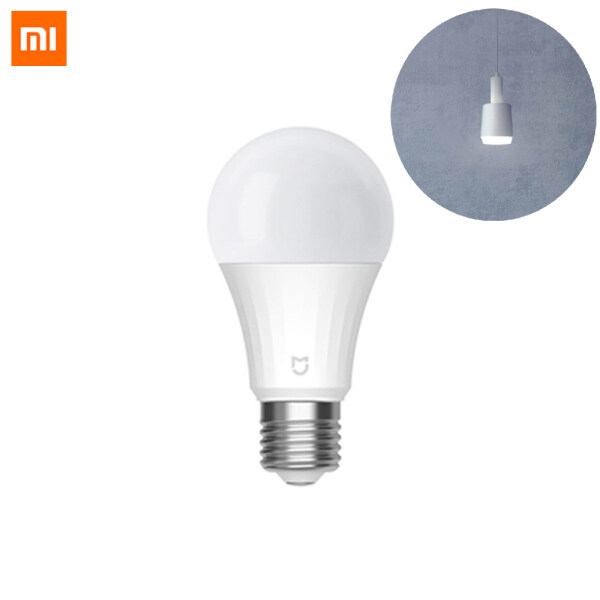 Xiaomi Mijia E27 Smart LED Bulb 5W 2700-6500K Dual Color Bluetooth Mesh Version Voice Control Lamp By Voice Adjusted Color Temperature Smart Lamp For Home