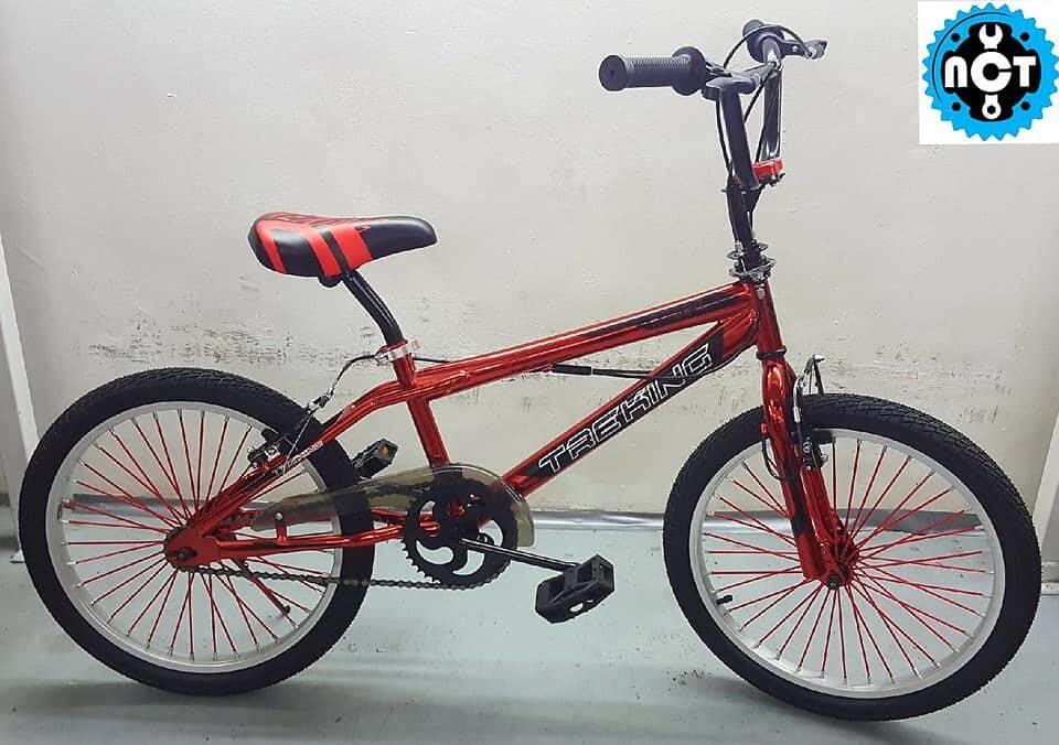 20'' BMX Trecking Bike (Handle Turn 360 Degree)